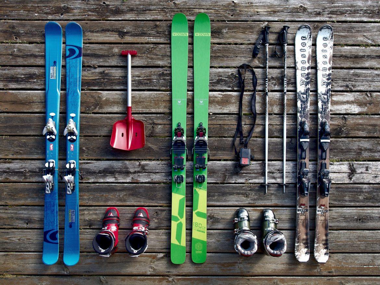sprzet-narciarski