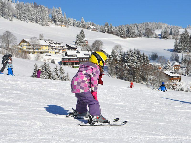 Jaka długość nart dla dziecka