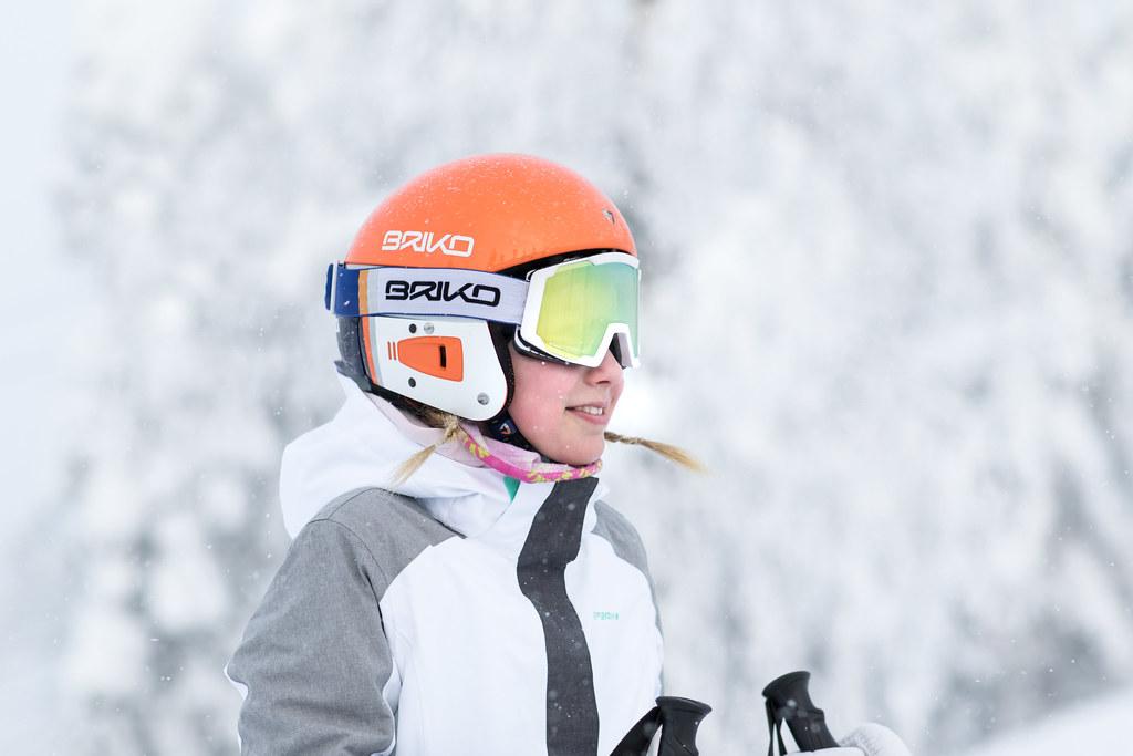 kaski narciarskie dla dzieci