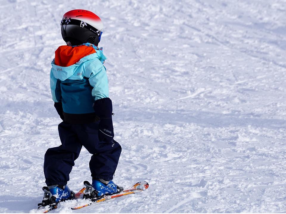 narty dla dziecka