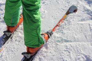 narty taliowane
