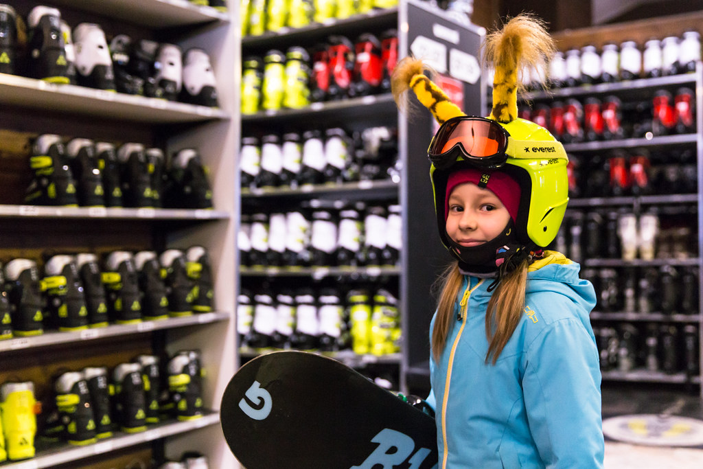 wypożyczalnia nart